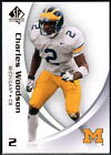 2010 Upper Deck SP Authentic Football - Pick A Player