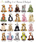 Goldbug 2-in-1 Harness Buddy   Backpack & Reins in 1   Child Backpack Harness