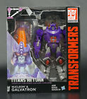 """Buy """"Transformers Generations Titans Return Voyager Class Galvatron and Nucleon NEW"""" on EBAY"""