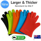 Silpat Gloves Pair Kitchen Thermomix Oven Mitts Non Stick Heat Proof Resistant