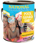 National Pool 2 Part Swimming Guard EHB Epoxy High Build Paint-(Various Colors)