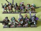 WARMONGER OGRES/ GREAT ORC CHARACTERS WELL PAINTED MANY MODELS TO CHOOSE FROM