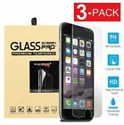 Premium Screen Protector Tempered Glass For iPhone SE 5 6 7 8 Plus X Xs Max XR фото