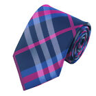 100% Silk Italian Design Striped Ties Great For Weddings Formal Occasions Work