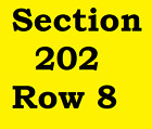 Concert Tickets - 2 Tickets Tool Gorge Amphitheatre George WA Saturday June 17 2017