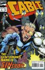 Cable (1993 1st Series) #5 VG LOW GRADE
