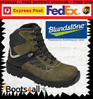 Blundstone Work Boots Steel Toe 173 Lace Up Hiker ON SALE Size 9