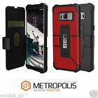 Urban Armor Gear UAG Samsung Galaxy S8 Metropolis Military Flip Case Tough Cover