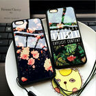 Luxury Flowers Leaves Soft Mirror Protection Case Cover for iPhone 5s 6s 7 Plus