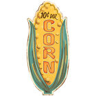 Corn On The Cobb Farm Stand Wall Decal Country Kitchen Removable Decor