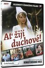 Long Live Ghosts! / At ziji duchove DVD Czech Family Film 1977 English subtitles