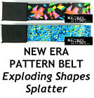 NEW ERA PATTERN BELT - ONE SIZE ADJUSTABLE - Exploding Shapes/Splatter