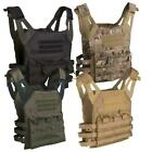 Mil-Tec Elite Gen II Molle Plate Carrier JPC Style Airsoft Army Light Weight