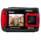 Knox Dual LCD Display 20MP Waterproof Shockproof Digital Camera