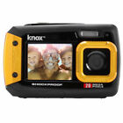 Knox Dual LCD Display 20MP Waterproof & Shockproof Digital Camera