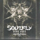 SOULFLY Dark Ages CD European Roadrunner 2005 15 Track Promo With Info