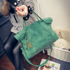 Fashion Women PU Leather Tote Dress Shoulder Messenger Ladies Handbag Bag Purse
