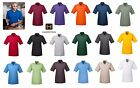 Harriton Men's Easy Blend Wrinkle Resistant Polo Shirt  XS-6XL M265