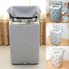 Portable Room Washing Machine Cover Automatic Sunscreen Waterproof Protector N for sale  Shipping to Nigeria