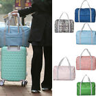 Portable Travel Bag Foldable Luggage Bag Clothes Storage Carry-On Duffle Bags