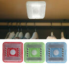 8 LED PIR Wireless Infrared Auto Sensor Motion Detector Wall Night Light Lamp