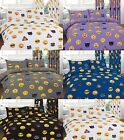Emoji Emotion Smiley Face Design Quilt/Duvet Cover Pillowcase Printed Bedding
