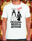 T shirt Divertente Addio al Celibato Amici Sposo Festa Party Matrimonio Sposa
