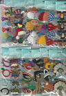 U CHOOSE  Assorted Jolee's HATS GLASSES MOUSTACHES BOWS 3D Stickers mardi gras