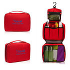 NEW Travel Cosmetic Makeup Bag Case Wash Organizer Storage Hanging Pouch Folding