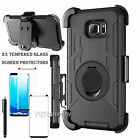 Samsung GALAXY S8/S9+ Plus Hybrid Rugged Shockproof Hard Protective Case Cover