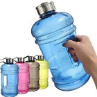 CO 2.2L Big Large Free Sport Gym Training Drink Water Bottle Cap Kettle Camping