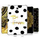 OFFICIAL HAROULITA BLACK AND GOLD HARD BACK CASE FOR SAMSUNG TABLETS 1