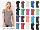 Bella + Canvas - Ladies TRIBLEND Short Sleeve Tee T-shirt S-2XL b3413