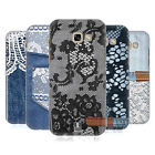 HEAD CASE DESIGNS JEANS AND LACES HARD BACK CASE FOR SAMSUNG GALAXY A5 (2017)