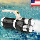 20000LM Rechargeable LED Tactical Flashlight Torch T6 Spotlight Lamp BRIGHT! US