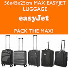 Easyjet 56x45x25 Taille Maximale Grand Cabine à Main Valise Bagage Sacs Aerolite