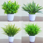 Внешний вид - Home Office Garden Decor Artificial Boston Fern Fake Plant Bush Leaves Foliage