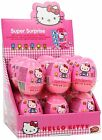 6 x Hello Kitty Surprise Eggs SWEETS PARTY FAVOURS TREATS  What Next Candy