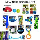NEW NERF DOG RUBBER STOMPER THROWER BLASTER REFILLS TOYS TOUGH FLYER FLOATING