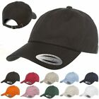 Yupoong Unstructured Dad Hat Dad's Cap 6245CM Cotton All Colors