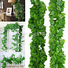 Popular Artificial Ivy Leaf Garland Plants Vine Fake Foliage Flowers Home Decor