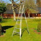 Henchman Platform Tripod Ladder - 3 Leg Adjustable