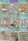 U CHOOSE  Assorted Jolee's EASTER & SPRING 3D Stickers eggs bunny chocolate