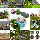 Garden Ornament Miniature Figurine Craft Plant Fairy Dollhouse Landscape Decor