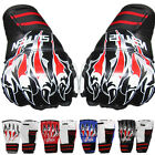 Adult Half-finger Boxing Gloves Sandbag UFC/MMA Fighting Training Sparring Glove
