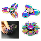 Fidget Finger Spinner Hand Focus Spin EDC Bearing Stress Toys Rainbow  ADHD