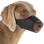 NO TAGS! Guardian Gear Lined Nylon Dog Muzzle-Different Sizes & Colors-Free Ship