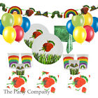 Hungry Caterpillar Party Kits Plates Cups Napkins Decorations