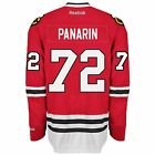 Chicago Blackhawks #72 Artemi Panarin Red Premier Jersey Stitched NHL Reebok