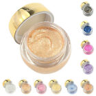 10 Colors Glitter Shimmer Gel Eyeshadow Cream Eye Shadow Makeup Cosmetics Set